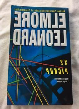 52 Pickup—BOOK, By ELMORE LEONARD