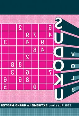 Sudoku 3: Extreme to Grand Master