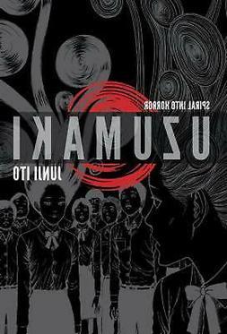 Uzumaki : Includes vols. 1, 2 & 3