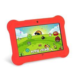 Zeepad Kids TABZ7 Android 4.4 Quad Core Five Point Multi Tou