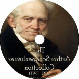 Arthur Schopenhauer Audiobook Collection in English on 1 MP3