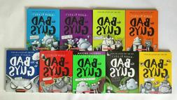 Bad Guys complete set- 9 books! Aaron Blabey- NEW and sealed