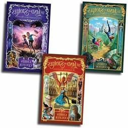 Chris Colfer 3 Book Set The Land of Stories Collection Pack