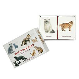 Chronicle Books Cats and Kittens: A Memory Game - Classic Ma