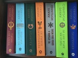 Diana Gabaldon Outlander Paperback Set Collection Series Boo