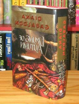 Drums of Autumn, Outlander 4, Diana Gabaldon, 1st Ed HCDJ 1s