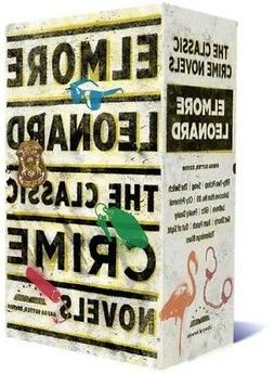 elmore leonard the classic crime novels new