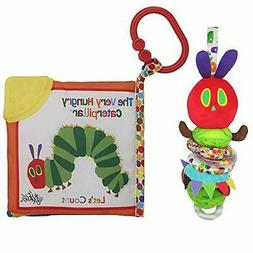 Eric Carle, The Very Hungry Caterpillar Baby Gift Bundle, Bo