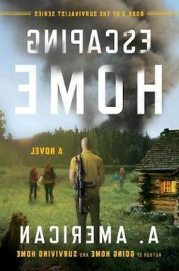 Escaping Home, Paperback by American, A., Brand New, Free sh