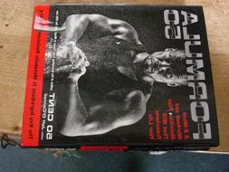 Formula 50 Workout Plan book 50 Cent Curtis Jackson Hand sig