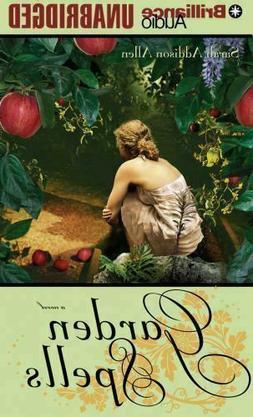 Garden Spells by Sarah Addison Allen  Audio Book, Free Ship!