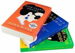 Kevin Kwan Crazy Rich Asians Trilogy Collection 3 Books Set