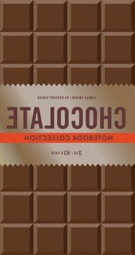 Chocolate Notebook Collection