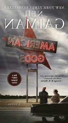 American Gods: A Novel  Paperback
