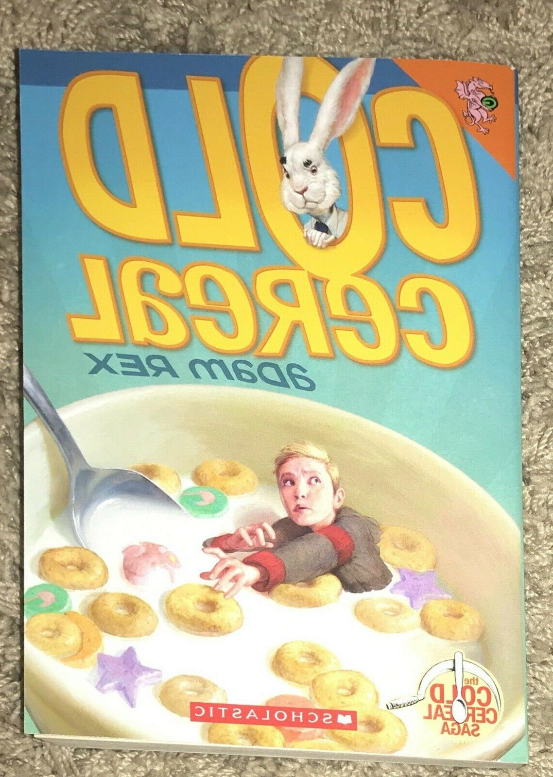 cold cereal by adam rex paperback scholastic