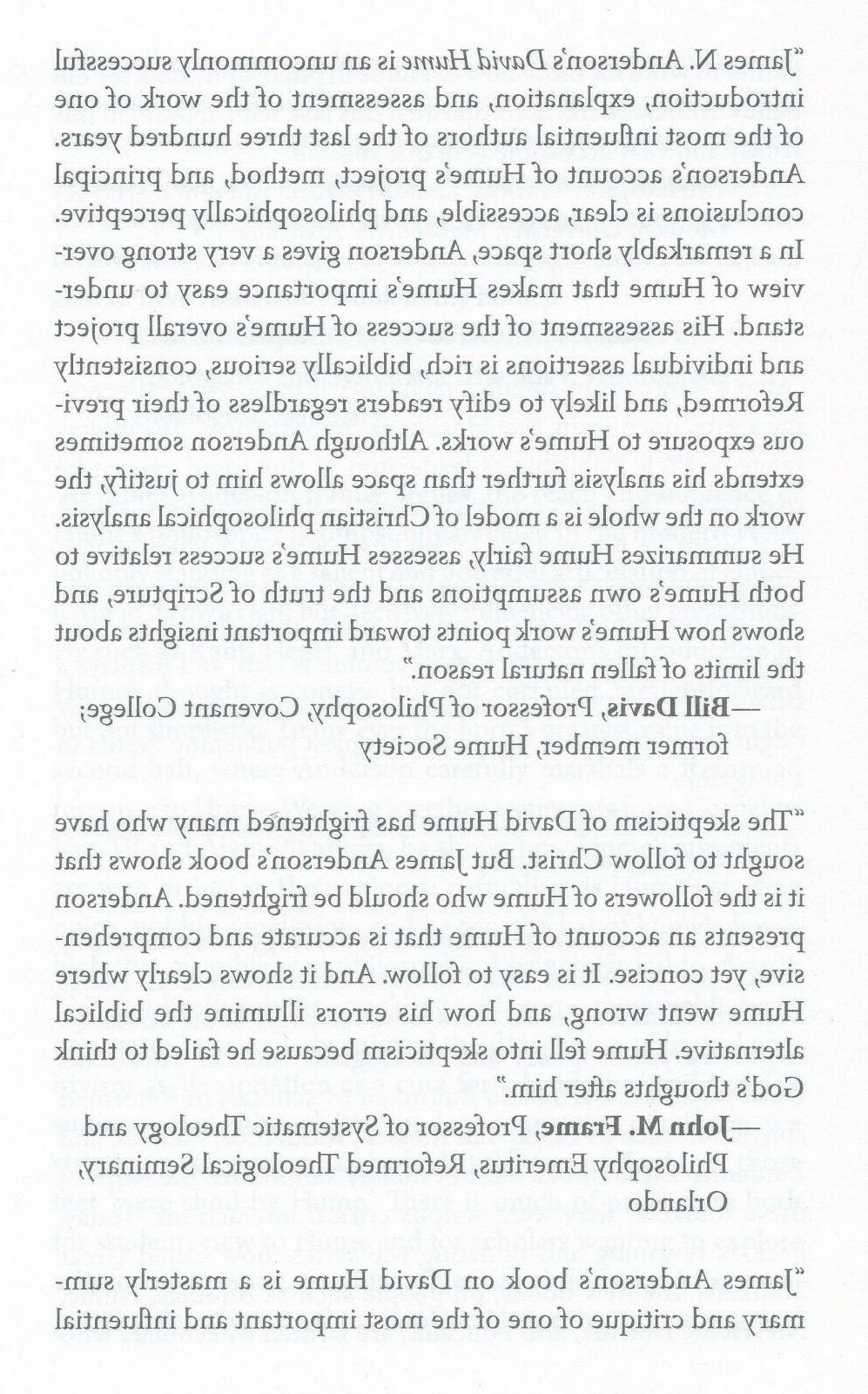 David Hume Anderson Publishing