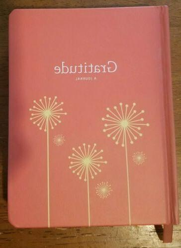 gratitude a journal by chronicle books hardcover
