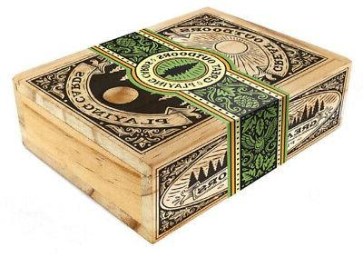 great outdoors playing cards by