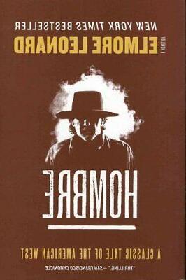 hombre by elmore leonard 2012 paperback
