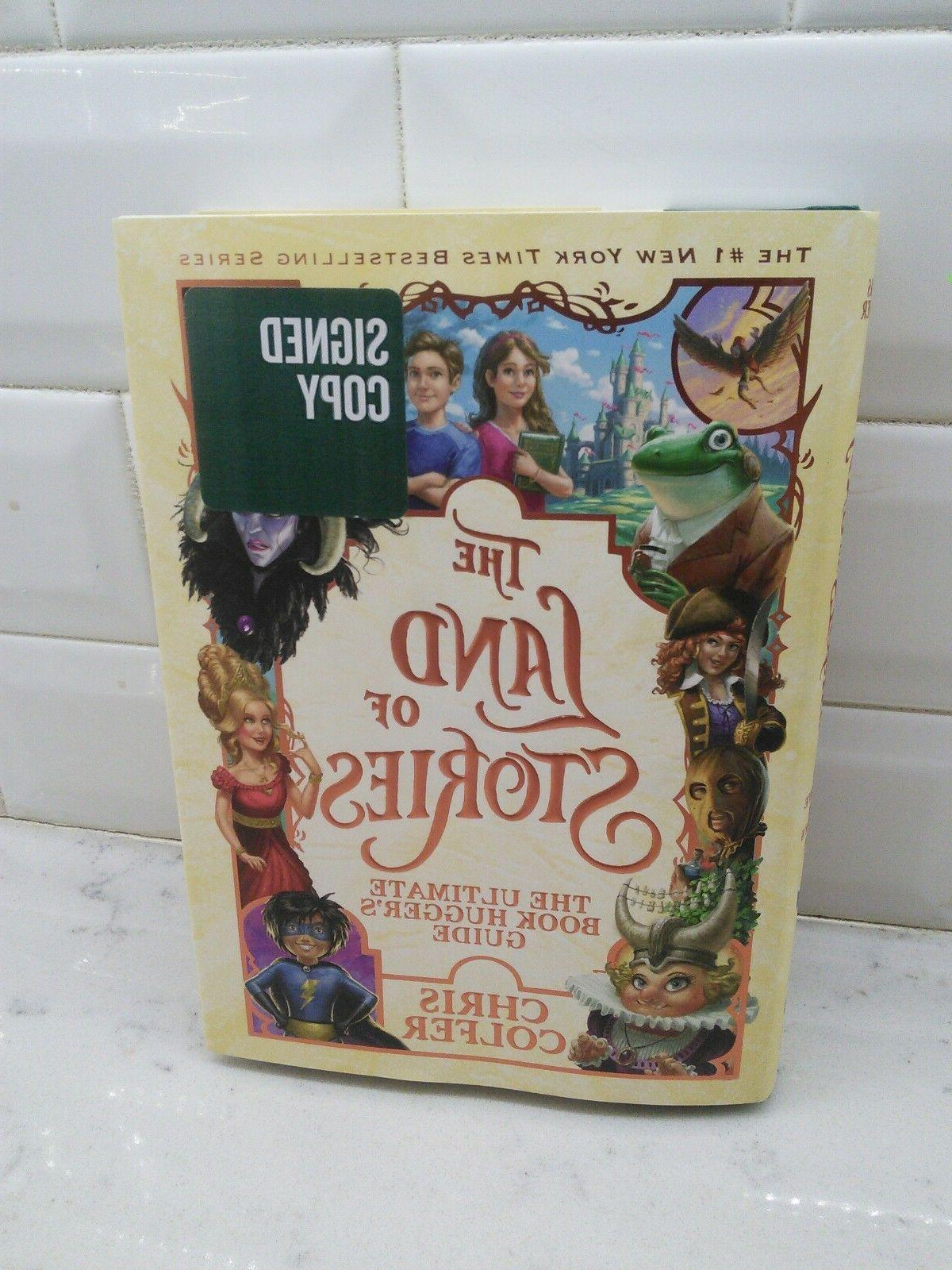 land of stories the ultimate book hugger