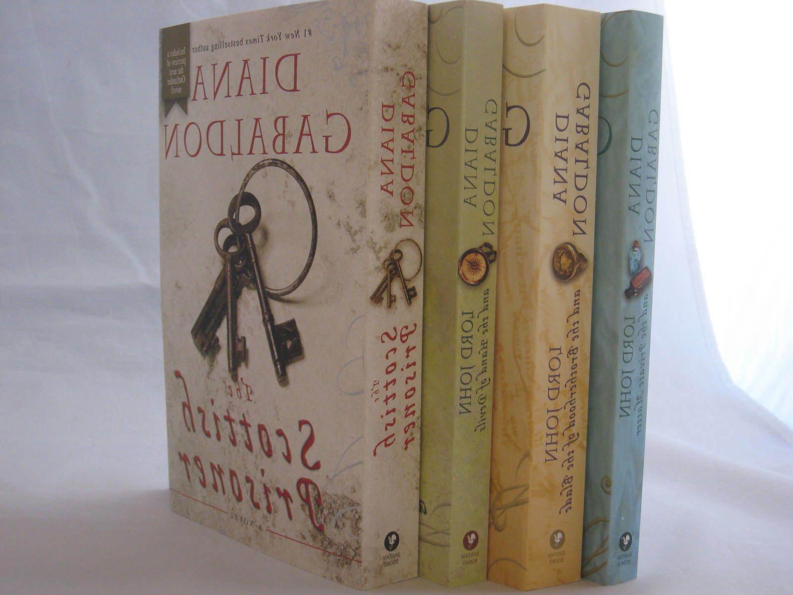 lord john grey novels by diana gabaldon