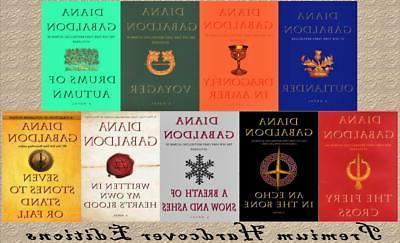 outlander series by diana gabaldon hardcover collection