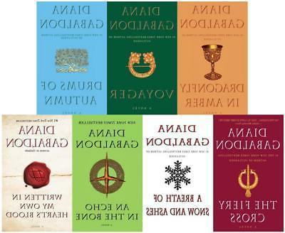 outlander series by diana gabaldon mass market