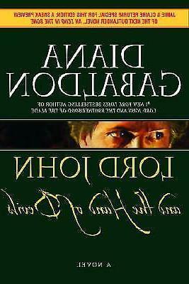 outlander series diana gabaldon with lord john