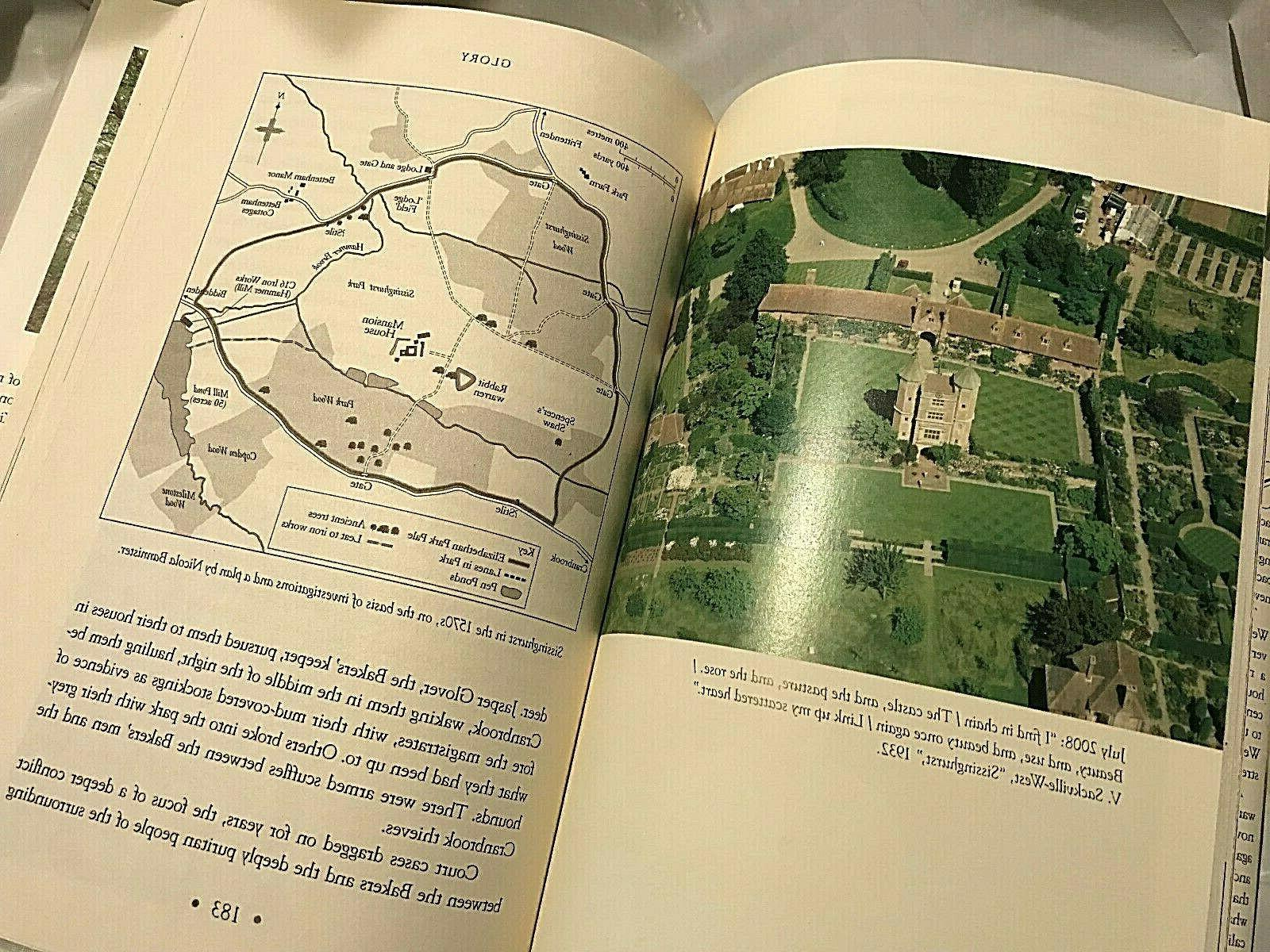 SISSINGHURST HISTORY Nicolson 2010 First Edition 1st