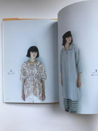Stylish Dress Yoshiko Sewing Book Sewing