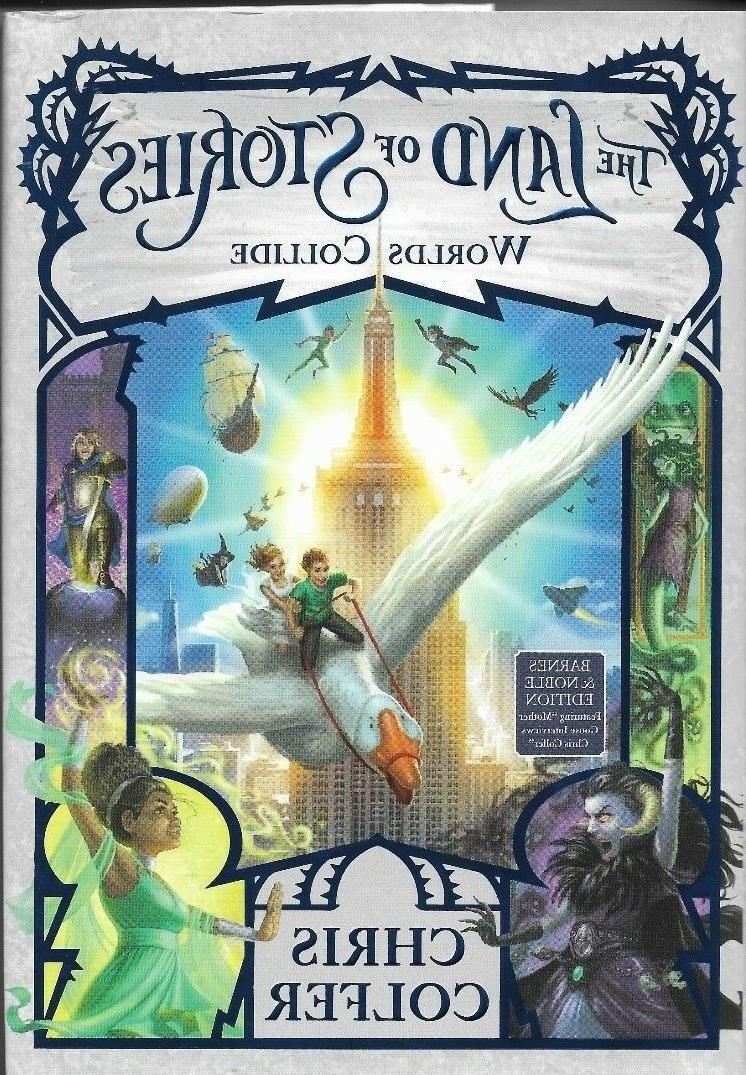 the land of stories worlds collide book