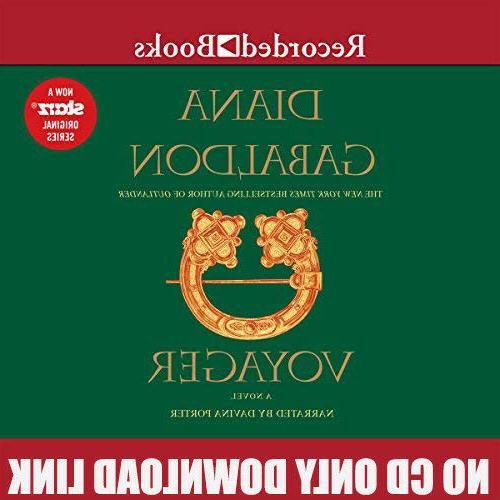 voyager by diana gabaldon audiobook