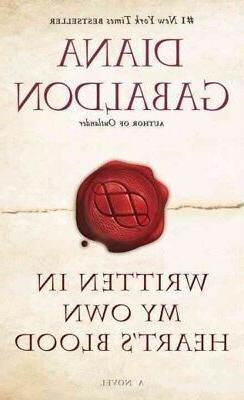Written in My Own Heart's Blood, Paperback by Gabaldon, Dian
