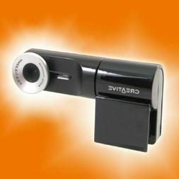Creative Live Cam Notebook Pro Webcam Web Cam NIB NEW IN BOX