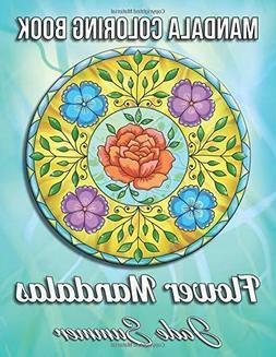 mandala coloring book flower mandalas by jade