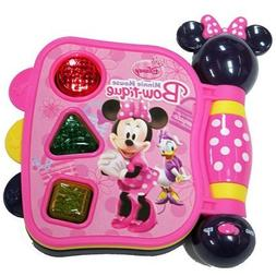 Disney Minnie Mouse Bow-tique My First Learning Book with Li