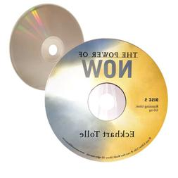 Disc 5 ONLY The Power of Now by Eckhart Tolle CD - Xclusive