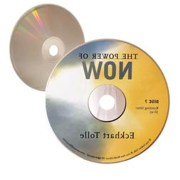 Disc 7 ONLY The Power of Now by Eckhart Tolle CD - Xclusive
