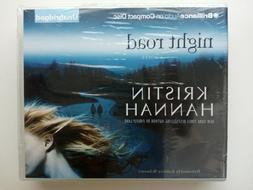 Night Road by Kristin Hannah CD Unabridged, 2011 Brilliance
