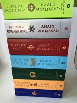 Outlander Series #1-7: Books by Diana Gabaldon