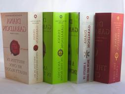 Outlander Series #5-8:  Books by Diana Gabaldon