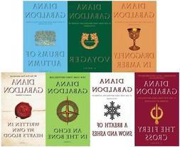 OUTLANDER Series by Diana Gabaldon MASS MARKET PAPERBACK Col