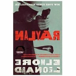 Raylan A Novel by Elmore Leonard 2012 PB Raylan Givens Justi