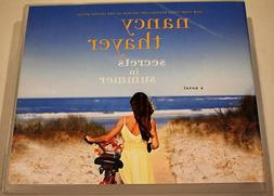 Secrets in Summer by Nancy Thayer  Audio Book, Free Shipping
