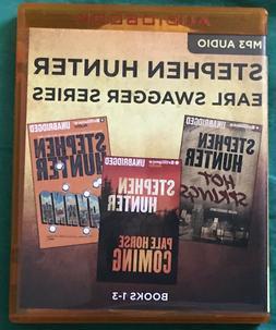 Stephen Hunter - Earl Swagger Series: Books 1-3: MP3, unabri