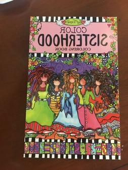 Suzy Toronto Color Sisterhood Coloring Book - paperback 2016