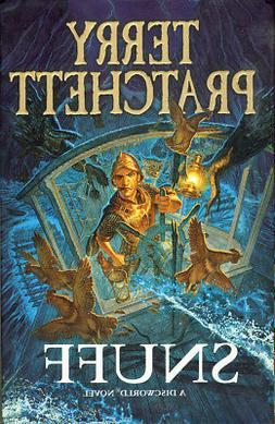 Terry Pratchett SNUFF - UK hc NEW 1ST EDITION - A Discworld