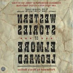 The Complete Western Stories of Elmore Leonard CD 9780060757
