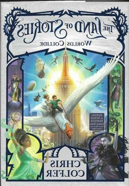 The land of Stories Worlds Collide Book 6 Chris Colfer Hardc