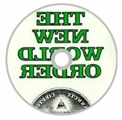 The New World Order, By A. Ralph Epperson, Book on CD-Disk N